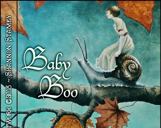 Baby Boo - Autumn 2018 - Handcrafted Perfume for Women - Love Potion Magickal Perfumerie