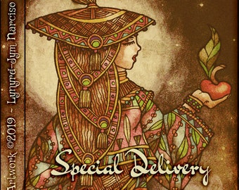Special Delivery - Vault Collection 2019 - Limited Edition Fragrance for Women - Love Potion Magickal Perfumerie