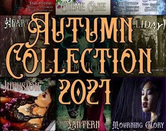 Autumn-Winter Collection 2021 - Sets & Specials! - Love Potion Magickal Perfumerie