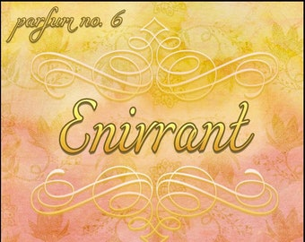 Enivrant - Summer 2019: The French Collection - Ltd Ed Fragrance - Love Potion Magickal Perfumerie