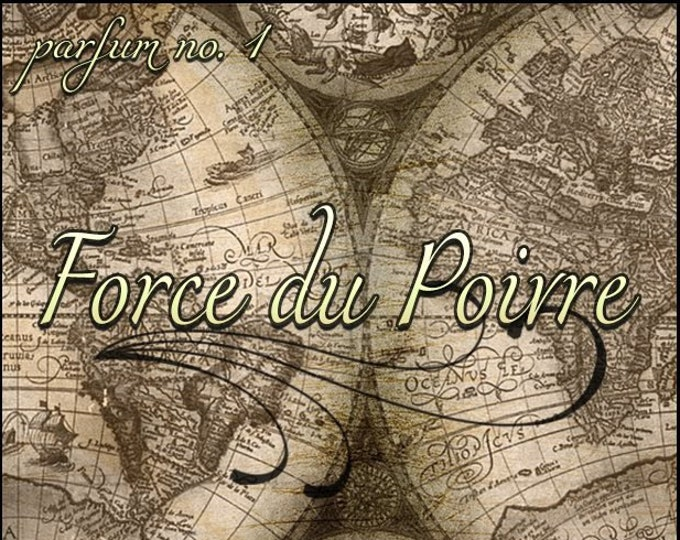 Force du Poivre - Summer 2019: The French Collection - Ltd Ed Fragrance - Love Potion Magickal Perfumerie