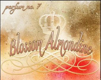 Blossom Almondine - Summer 2019: The French Collection - Ltd Ed Fragrance - Love Potion Magickal Perfumerie
