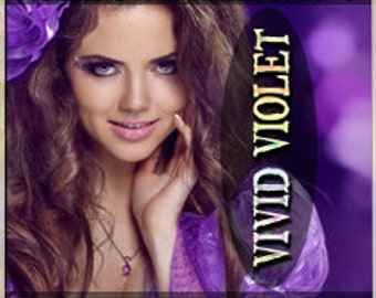 THREEBIES! Lot #503 - Vivid Violet, Defrosted, Always A Lady - Love Potion Magickal Perfumerie