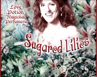 THREEBIES! Lot #815 Sugared Lillies, French Vanilla, Mango - Black Magic Friday Specials! Love Potion Magickal Perfumerie