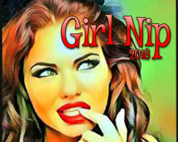 Girl Nip 2018 w/ Perfect Match - Pheromone Enhanced Fragrance for Men and Women - Love Potion Magickal Perfumerie - Pherotine 2018