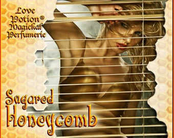 Sugared Honeycomb - Layerable Perfume - Love Potion Magickal Perfumerie