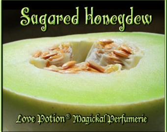 THREEBIES! Lot #816 Sugared Honeydew, Cantaloupe, Banana - Black Magic Friday Specials! Love Potion Magickal Perfumerie