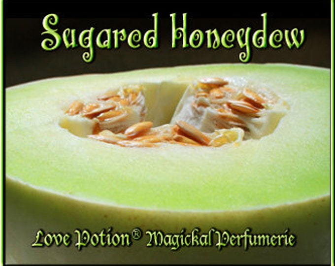 THREEBIES! Lot #816 Sugared Honeydew, Cantaloupe, Banana - Black Magic Friday Specials! Love Potion Magickal Perfumerie