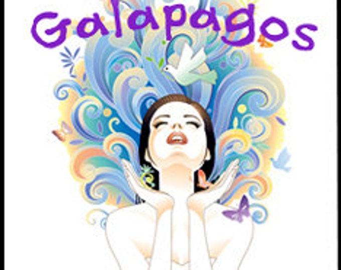 THREEBIES! Lot #516 - Galapagos, Spring Fever, Vivid Violet - Love Potion Magickal Perfumerie