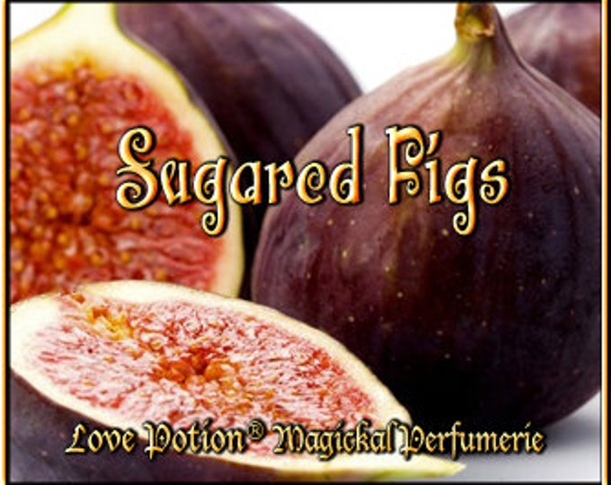 THREEBIES! Lot #854 Sugared Fig, Raspberry, Watermelon - Black Magic Friday Specials! Love Potion Magickal Perfumerie