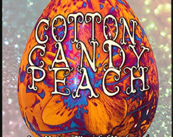 Cotton Candy Peach - Spring 2017 - Limited Edition Fragrance - Love Potion Magickal Perfumerie