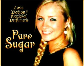 Pure Sugar - Layerable Perfume - Love Potion Magickal Perfumerie