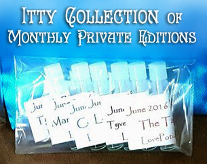 JUNE 2017 - Private Edition Itty Collection Set - Love Potion Magickal Perfumerie