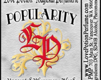 PHEROTINE! Popularity Potion for Women - Pheromone Blend - Limited Ed UNscented Pheromone Trials by Love Potion Magickal Perfumerie