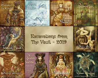 THE VAULT 2019 COLLECTION - Sets and Specials - Love Potion Magickal Perfumerie