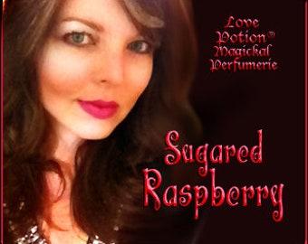 THREEBIES! Lot #804 Sugared Raspberry, Mango, Honeydew- Black Magic Friday Specials! Love Potion Magickal Perfumerie