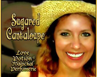THREEBIES! Lot #807 Sugared Watermelon, Mango, Cantaloupe - Black Magic Friday Specials! Love Potion Magickal Perfumerie