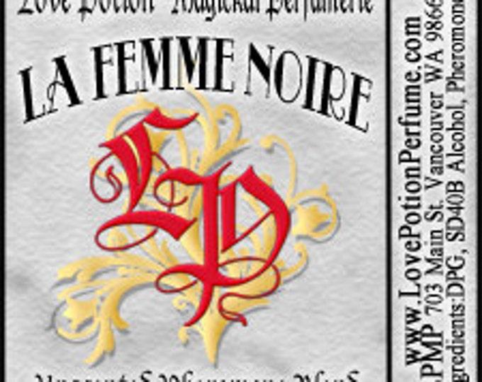 PHEROTINE! La Femme Noire for Women ~ Pheromone Blend - Limited Ed UNscented Pheromone Trials by Love Potion Magickal Perfumerie