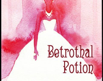 Betrothal Potion - Handcrafted Perfume for Women - Love Potion Magickal Perfumerie