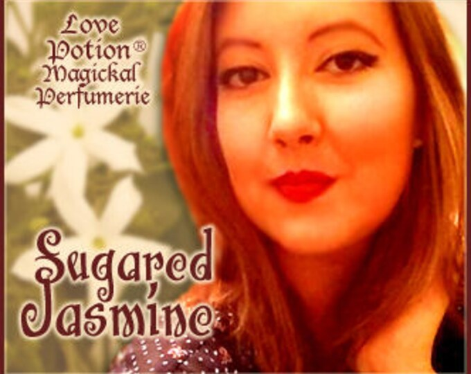 Sugared Layerable Perfumes - Choose Your Scent! - Jasmine thru Ylang Ylang - Love Potion Magickal Perfumerie