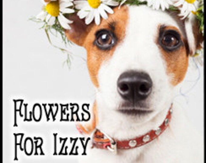 Flowers for Izzy- Concentrated Perfume Oil - UNISEX - Love Potion Magickal Perfumerie - Private Edition