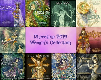 WOMEN'S PHEROTINE 2019 COLLECTION - Sets and Specials - Love Potion Magickal Perfumerie
