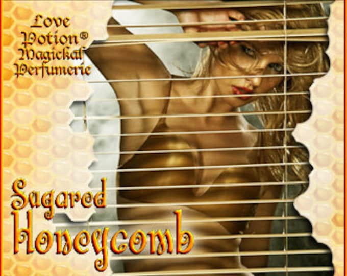 Sugared Honeycomb - Layerable Perfume - Love Potion Magickal Perfumerie