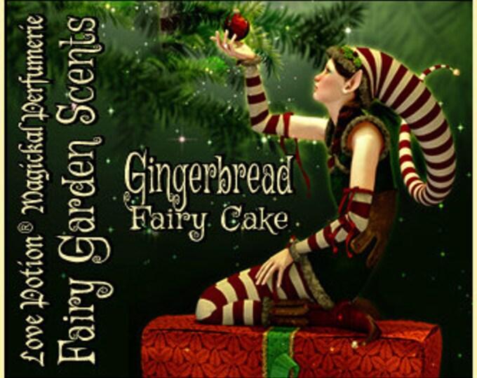 Fairy Cake: Gingerbread - Layerable Perfume - Love Potion Magickal Perfumerie