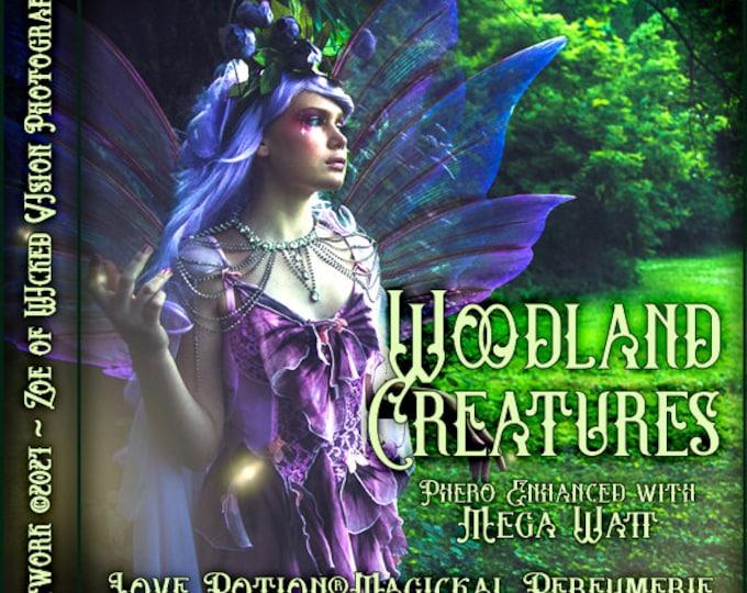 Woodland Creatures w/ Mega Watt ~ Autumn 2021 ~ Phero Enhanced Fragrance for Everyone - Love Potion Magickal Perfumerie