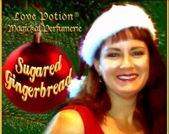 THREEBIES! Lot #802 Sugared Gingerbread, Apple, Banana - Black Magic Friday Specials! Love Potion Magickal Perfumerie