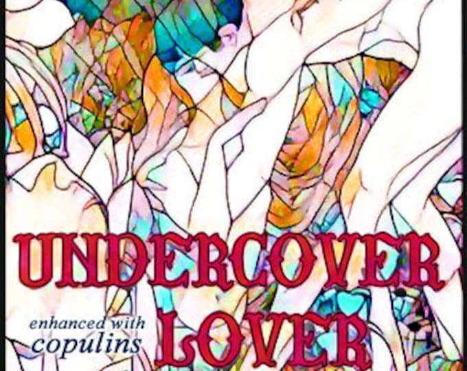 Undercover Lover w/ EoW Copulins - Pheromone Enhanced Perfume for Women - Love Potion Magickal Perfumerie - Pherotine 2017