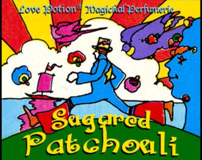Sugared Patchouli -  Layerable Perfume - Love Potion Magickal Perfumerie