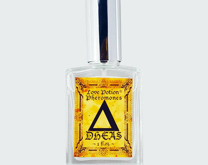 DHEAS - UNscented Pheromone for Men and Women - 1 fl. oz. Spray- Love Potion Magickal Perfumerie