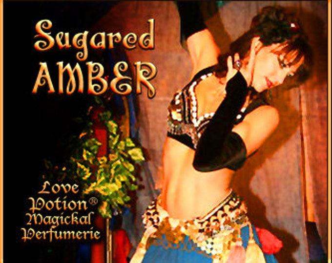 Sugared Amber - Layerable Perfume - Love Potion Magickal Perfumerie