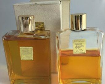 2 Rare Celebrity Owned Sealed Vintage DINARD PLACE PIGALLE 4 oz Pure Perfume & Eau Parfum, Vintage Perfume, Vintage French Perfume