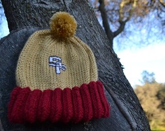 49ers Baby Hat