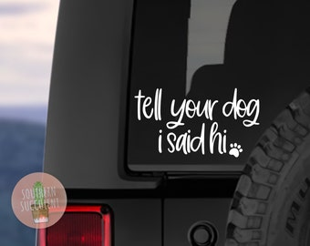 JEEP PAW PRINT DECAL STICKER for CAR TRUCK LAPTOP GIFT