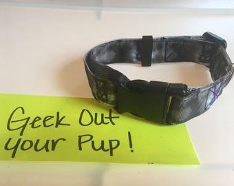 Doctor Who TARDIS Police Box Dog Collar