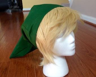 Legend of Zelda - Custom Made Link Hat