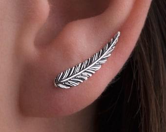 cd6628068a1c Pendientes altos y tipo ear cuff