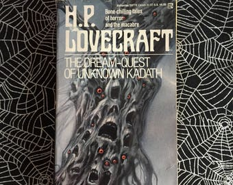 The Dream-Quest Of Unknown (Paperback Anthology by H.P. Lovecraft)