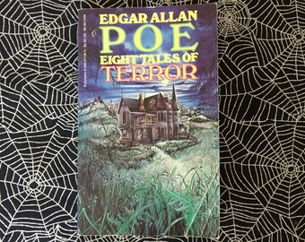 Eight Tales Of Terror (Paperback Edgar Allan Poe Collection)