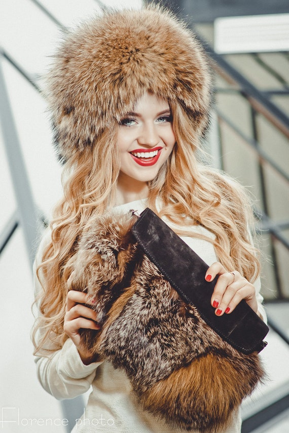 Fantastico l/'onorevole Fox orecchie e coda set INSTANT costume volpe handmade UNIQUE Foxy