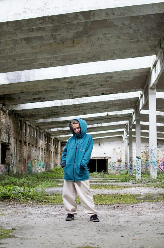 colored Hoodie hoodie hoodie Blue men; women hoodie Blue Women blue Unisex Blue for Hoodie hoodie Melange melange for long Jacket Txf4a