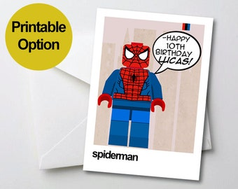 Printable Birthday Card Printable The Flash Birthday Card Etsy