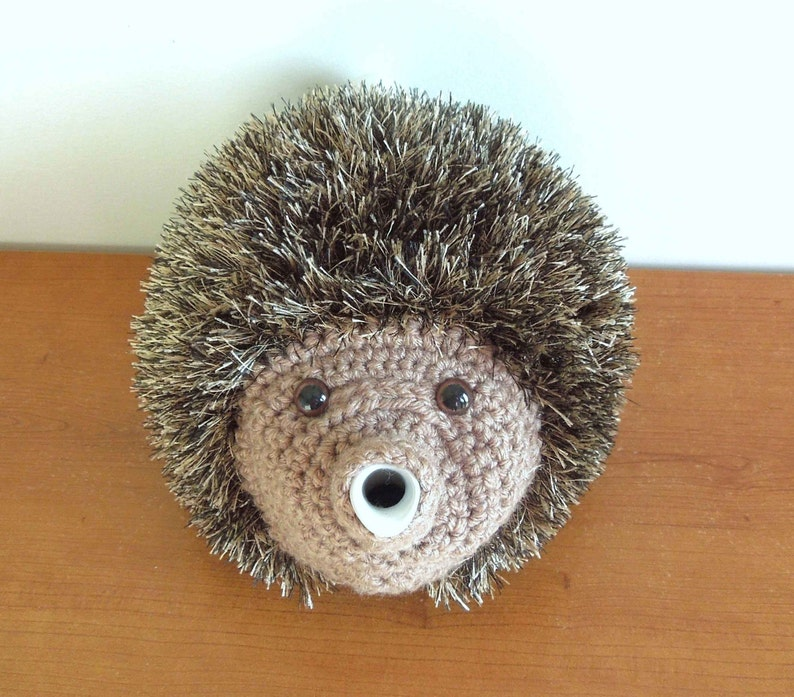 Hedgehog tea cosy Great tea cozy in your kitchen dining image 0