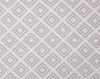 Metro Living Box Grey by Robert Kaufman - SRK-15082-12 Grey