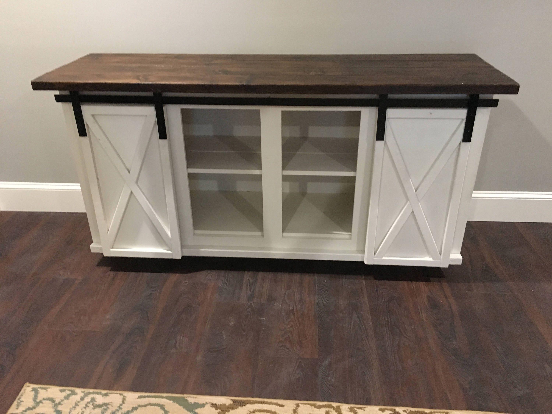Cool Custom Sliding Barn Door Bar Cabinet Home Interior And Landscaping Transignezvosmurscom