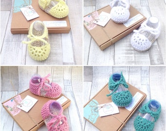 Crochet Baby scarpe, sandali bambino, sandali, scarpe, giallo, bianco, rosa, verde, scarpette per neonati, crochet ragazze scarpe, stivaletti