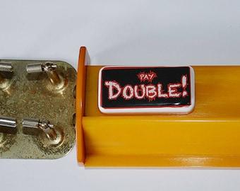 Mah Jongg Pay Double! tile
